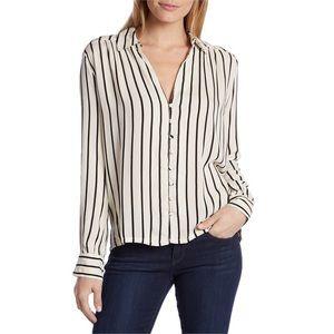 Amuse Society Quiet Lights woven shirt